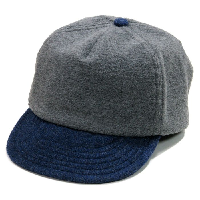 Phatee - PHAT CAP / FLEECE GREY画像