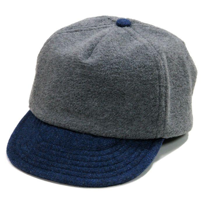 Phatee - PHAT CAP / FLEECE GREY画像