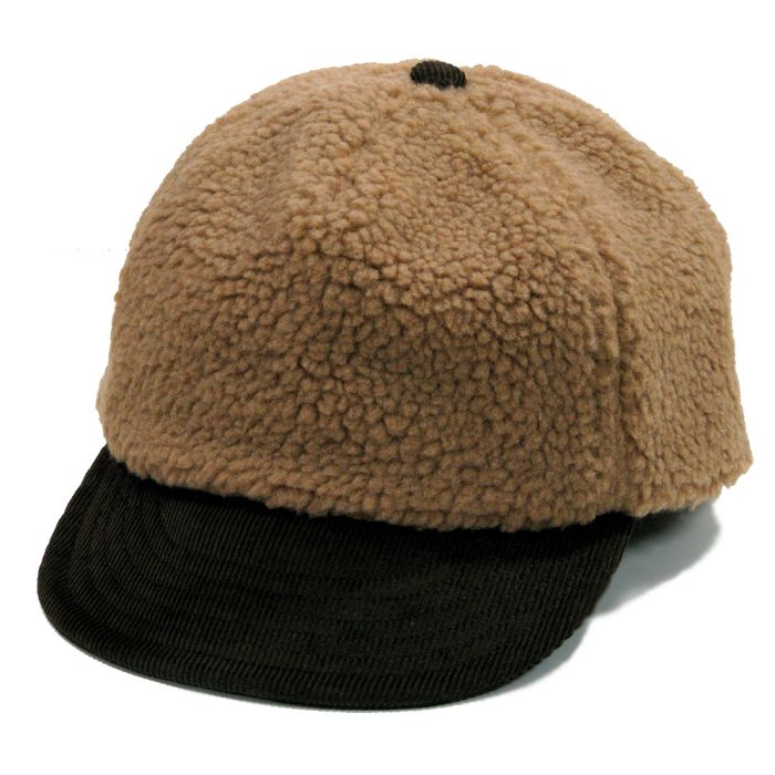 Phatee - PHAT CAP / BOA BEIGE x BROWN画像