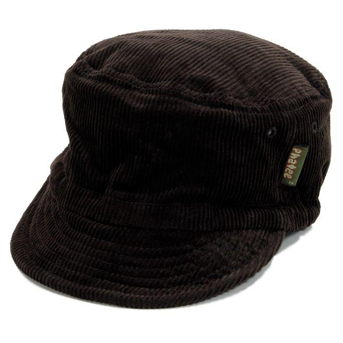 Phatee - HALF CAP CORD / BROWNの画像