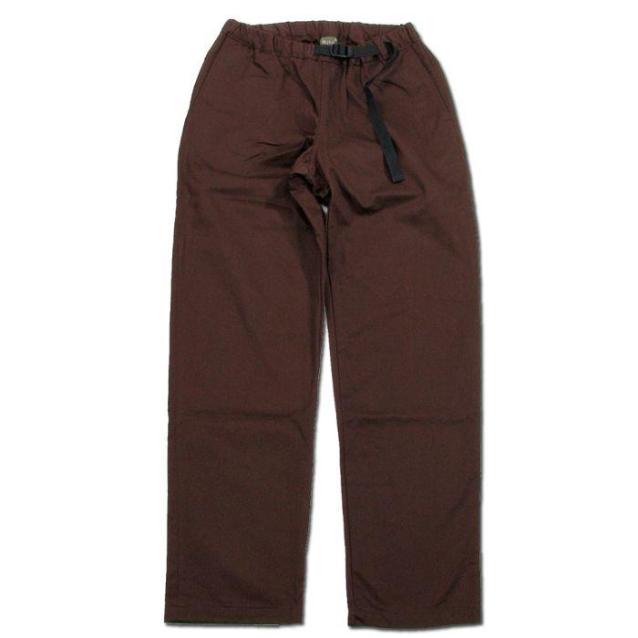 Phatee - VENUE PANTS / BROWN画像
