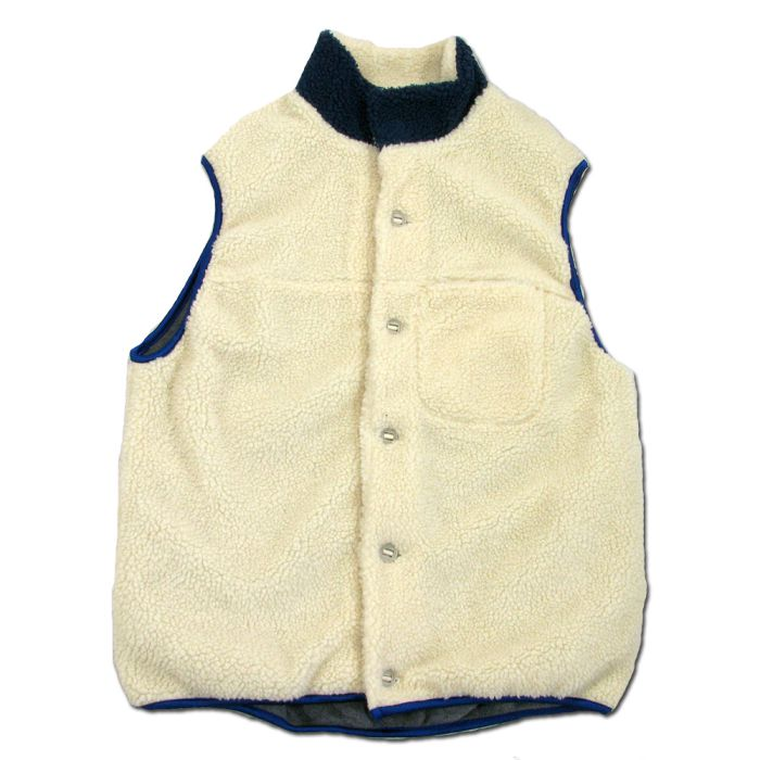 Phatee LABORATORY - NASTA VEST / NATURAL (SAMPLE)の画像