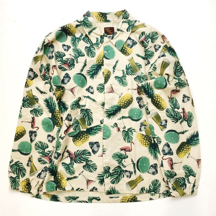 Phatee LABORATORY - COACHES JACKET / TROPICAL (SAMPLE)の画像