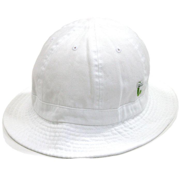 Phatee - GREEN BUG HAT / WHITEの画像