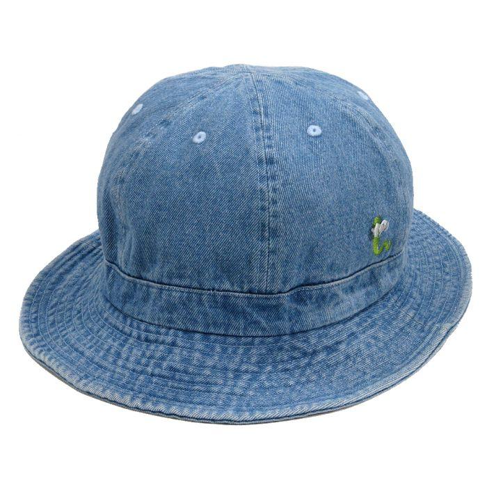 Phatee - GREEN BUG HAT / DENIMの画像