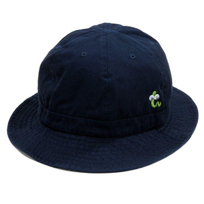 Phatee - GREEN BUG HAT / NAVYの画像