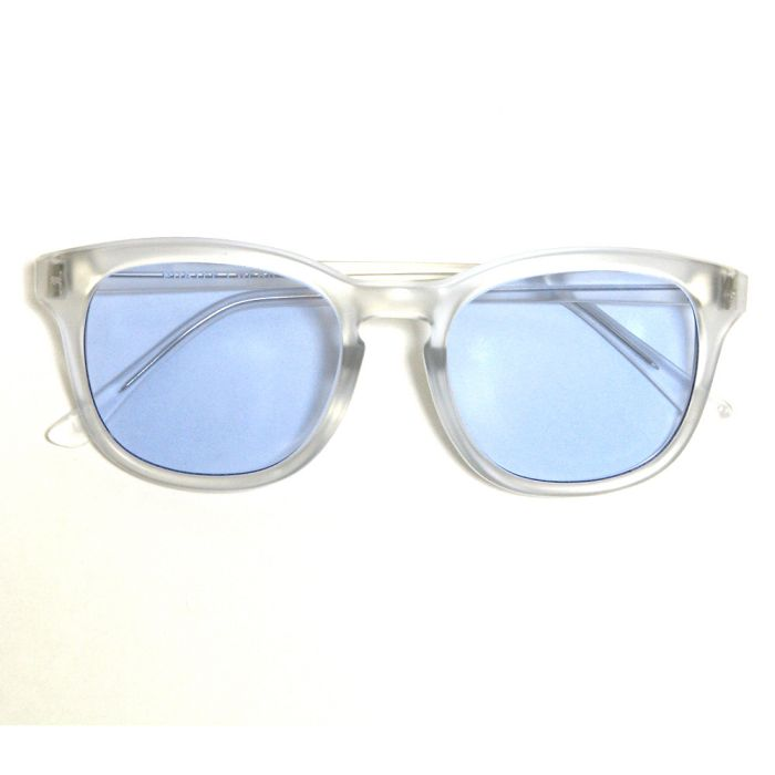"""Phatee i WEAR - STAND """"PALE SERIES"""" / CLEAR x PALE BLUEの画像"""