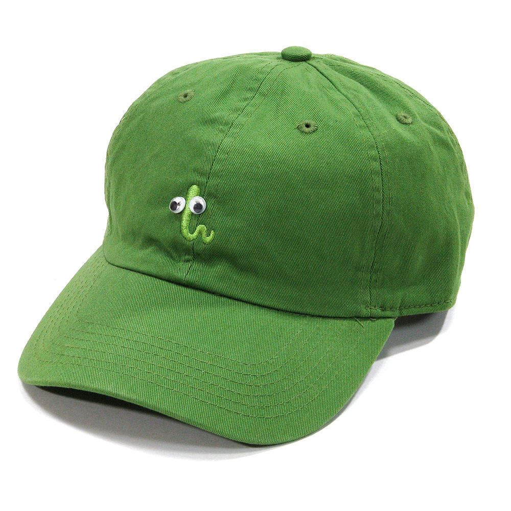 Phatee - GREEN BUG CAP / GREEN (OFFICIAL SHOP LIMITED)の画像