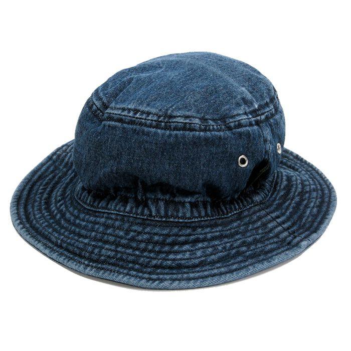Phatee - BUCKET HAT / WASHED INDIGO画像