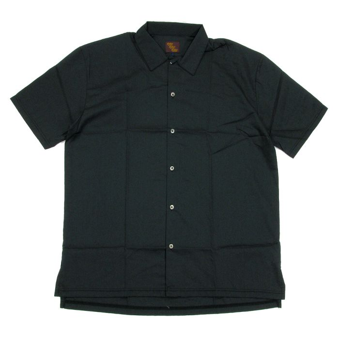 Phatee - WIDE SOFT SHIRTS LAWN / BLACK画像