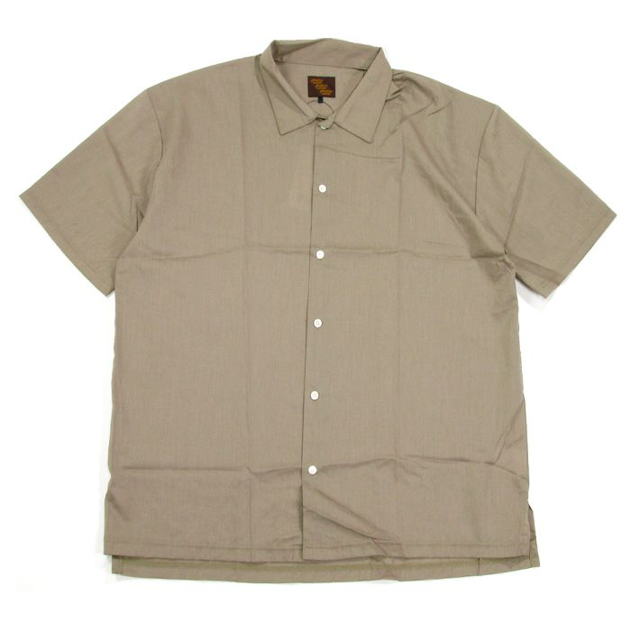 Phatee - WIDE SOFT SHIRTS LAWN / MOCA画像
