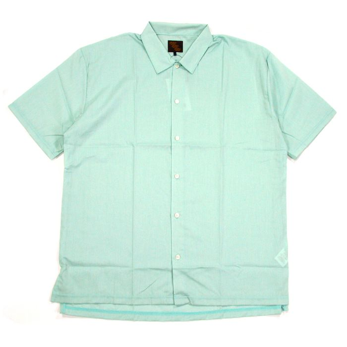 Phatee - WIDE SOFT SHIRTS LAWN / MINT画像