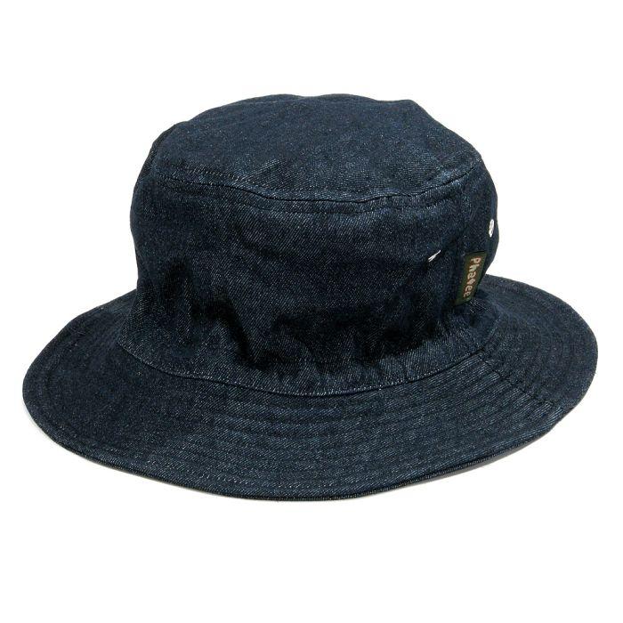 Phatee - BUCKET HAT / INDIGO画像