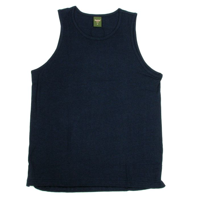 Phatee - HEALTHY TANK TOP / NAVY画像