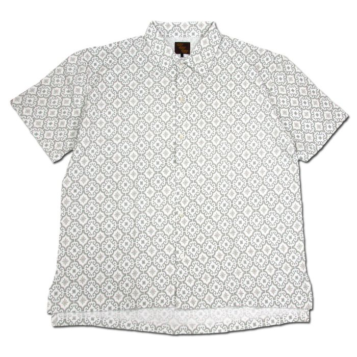 Phatee - WIDE SOFT SHIRTS HEMP / MOROCCO GREY画像