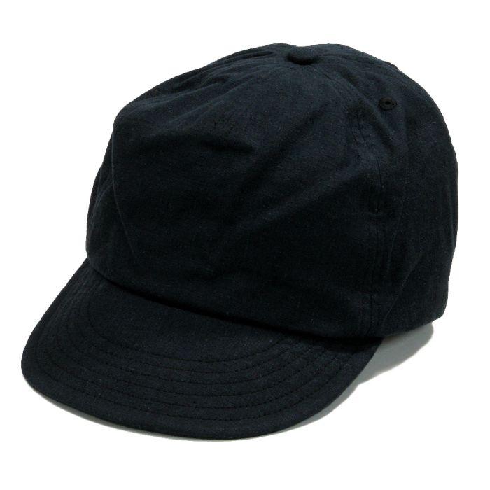 Phatee - PHAT CAP / BLACK FLAT画像