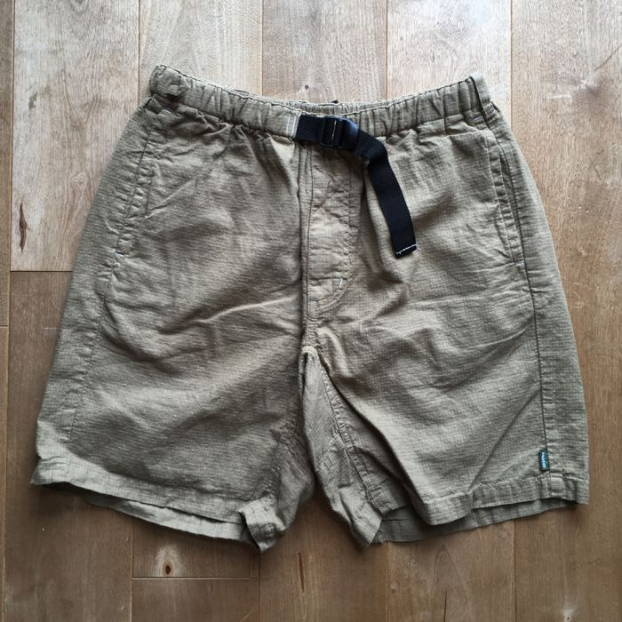 Phatee LABORATORY - VENUE SHORTS WIT / BEIGE RIPSTOP (SAMPLE) (Large) の画像