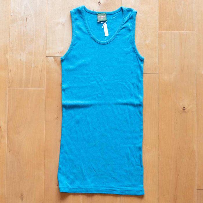 Phatee LABORATORY - TANK TOP NARROW / BLUE (SAMPLE)の画像