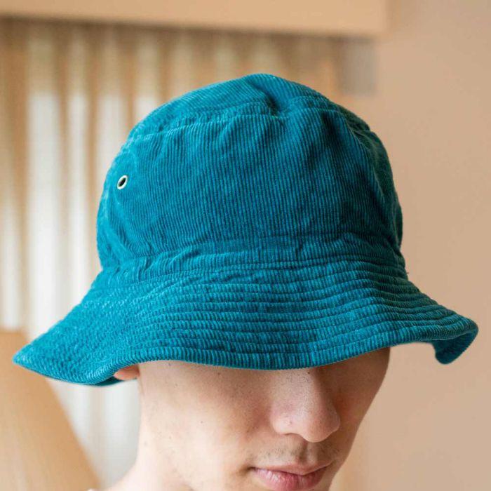 Phatee LABORATORY - BUCKET HAT / TURQUOISE (SAMPLE)画像
