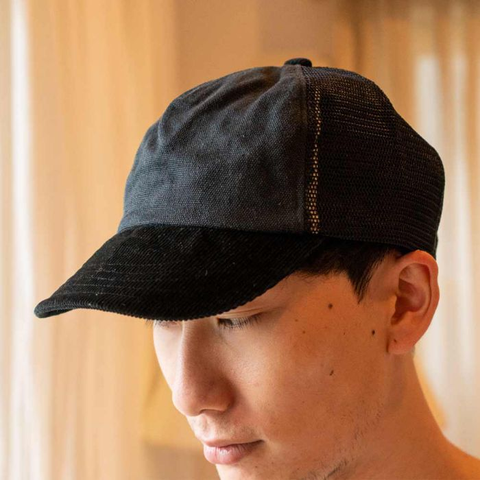 Phatee LABORATORY - MESH PHAT CAP / BLACK (SAMPLE)の画像