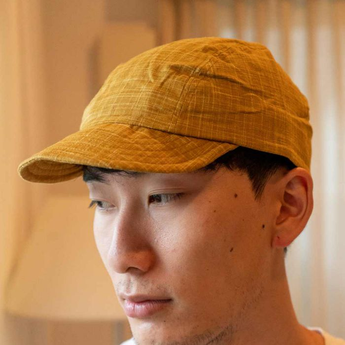Phatee LABORATORY - BIKE CAP / YELLOW (SAMPLE)の画像