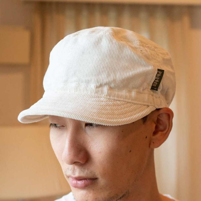 Phatee LABORATORY - HALF CAP / WHITE (SAMPLE)の画像