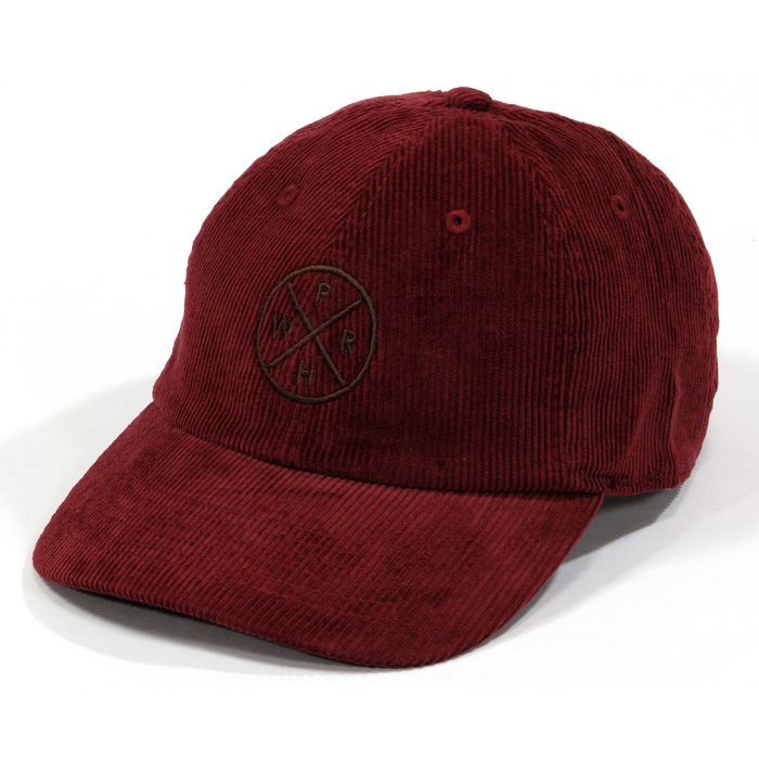 Phatee - HEALTHY STATE CAP CORD / BURGANDY CORDの画像