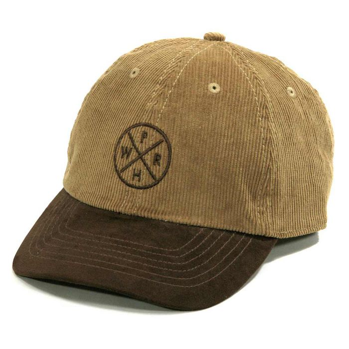 Phatee - HEALTHY STATE CAP 2TONE / BEIGE x BROWNの画像