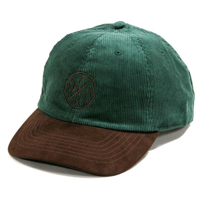 Phatee - HEALTHY STATE CAP 2TONE / FOREST x BROWN画像