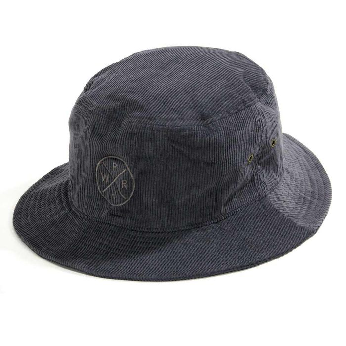 Phatee - HEALTHY STATE HAT CORD / GREY CORDの画像