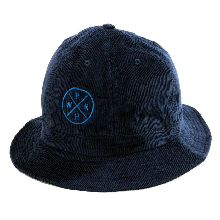 Phatee - HEALTHY STATE TENNIS HAT CORD / NAVY CORD画像