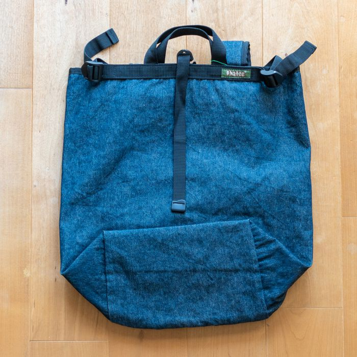 Phatee LABORATORY - BLOCK SAC / NAVY (SAMPLE)の画像