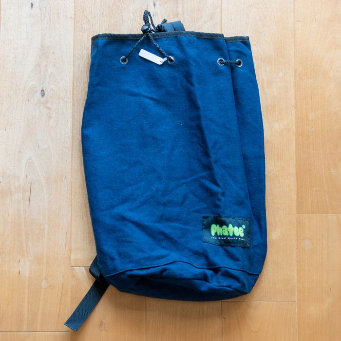 Phatee LABORATORY - 1 SHOULDER BAG / NAVY (SAMPLE)の画像