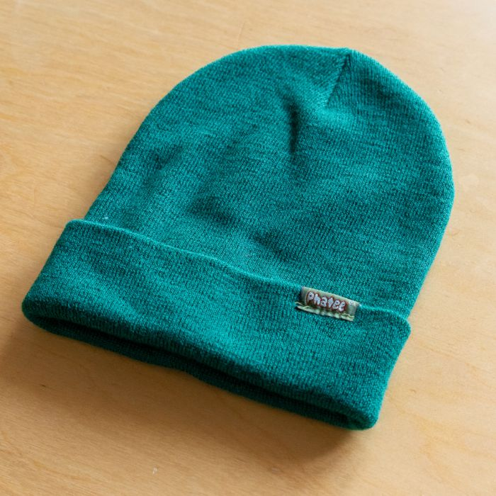 Phatee LABORATORY - KNIT CAP / GREEN (SAMPLE)の画像