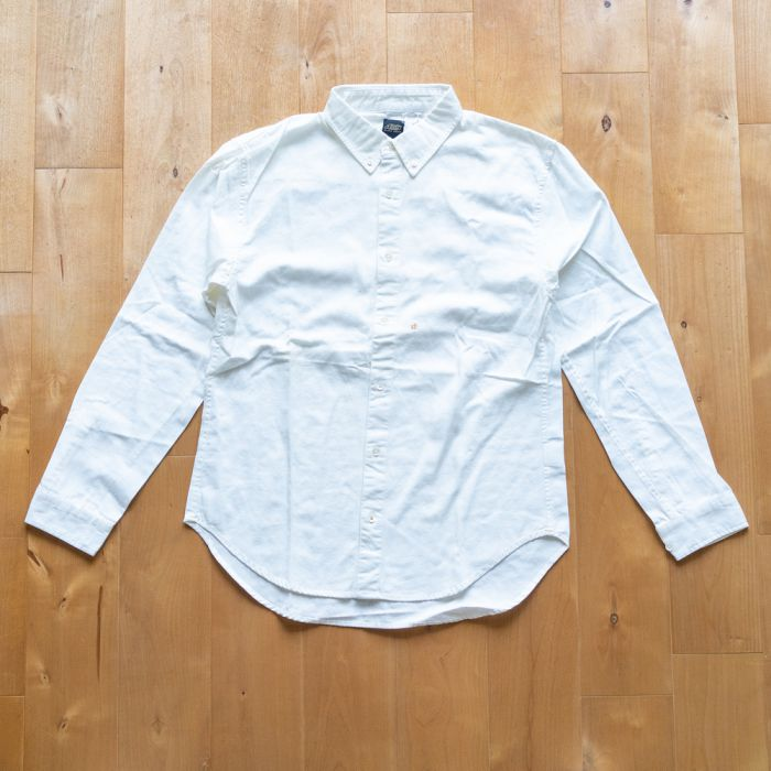 Phatee LABORATORY - BD SHIRTS / WHITE (SAMPLE) (X-Large)の画像