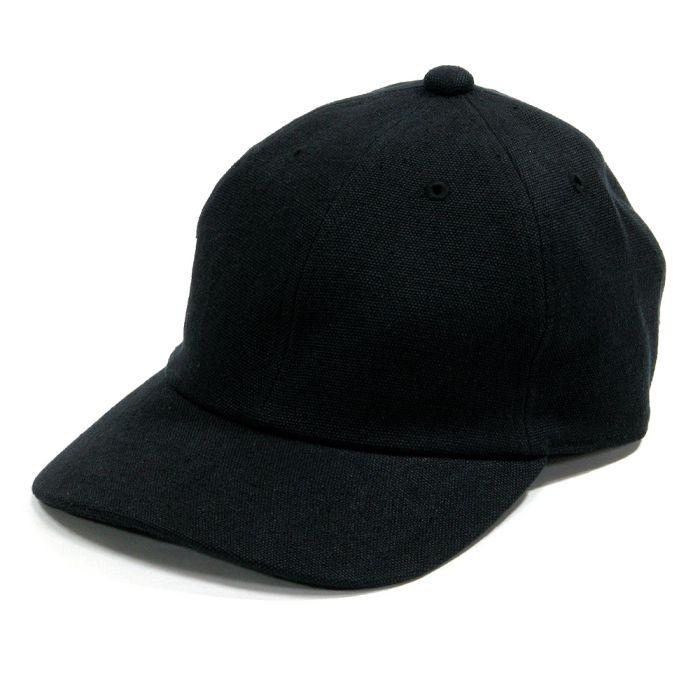 Phatee - DADDY CAP / BLACK CANVAS画像