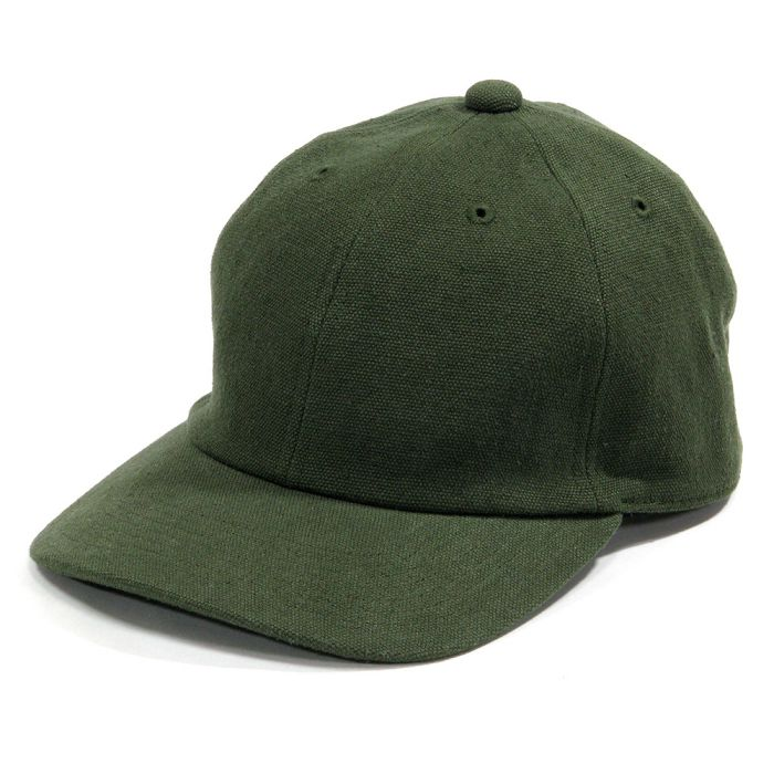 Phatee - DADDY CAP / OLIVE CANVAS画像