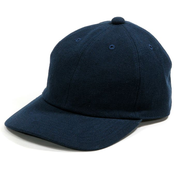 Phatee - DADDY CAP / NAVY CANVAS画像