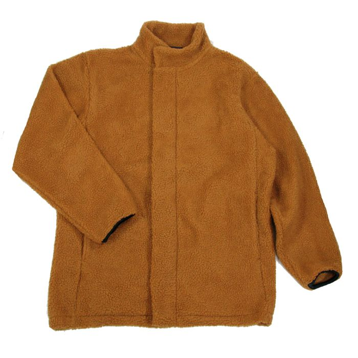 Phatee - NASTA ZIP JACKET / ORANGEの画像