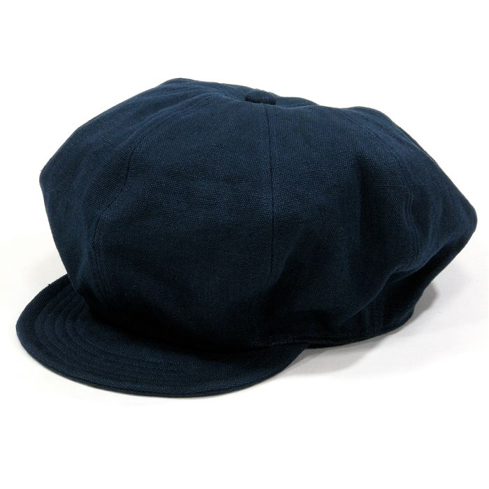 Phatee - HALF CASQ / NAVY CANVAS (OFFICIAL SHOP LIMITED)画像