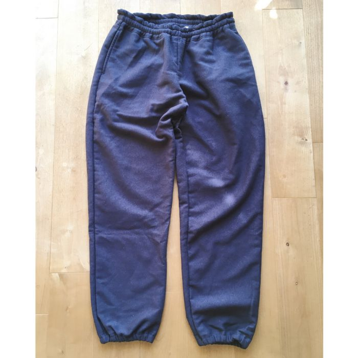 Phatee LABORATORY - SWEAT PANTS / NAVY (SAMPLE)の画像
