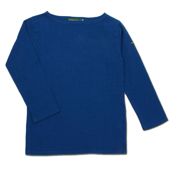 Phatee - SUPERIOR BOAT L/S TEE / NAVY BLUEの画像