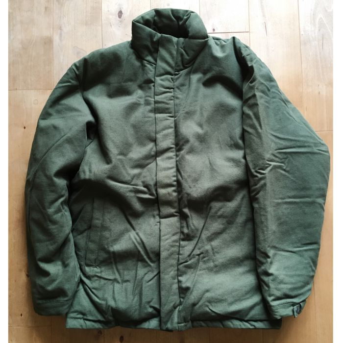 Phatee LABORATORY - DOWN JACKET / OLIVE (SAMPLE) (Small)の画像