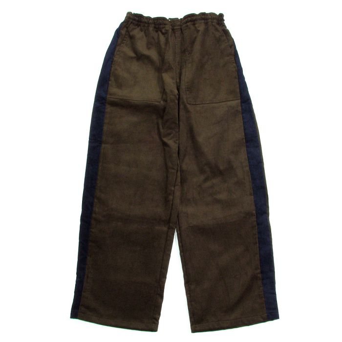 Phatee - LINE PANTS / BROWN CORD (OFFICIAL SHOP LIMITED)画像