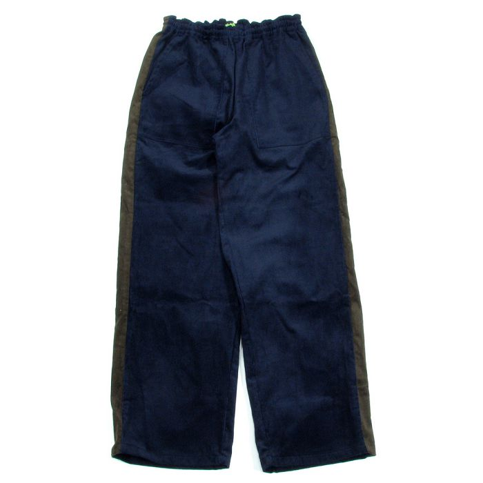 Phatee - LINE PANTS / NAVY CORD (OFFICIAL SHOP LIMITED)画像