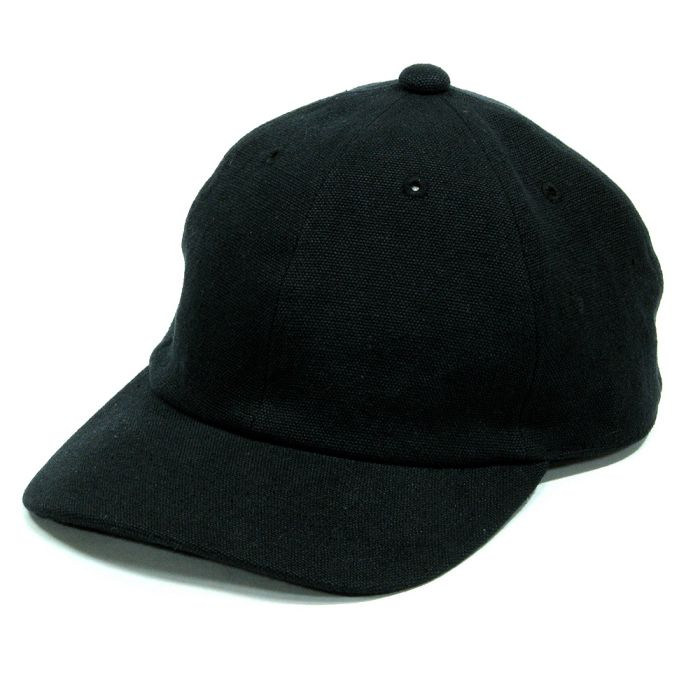Phatee - DADDY CAP / BLACK CANVAS (OFFICIAL SHOP LIMITED)画像
