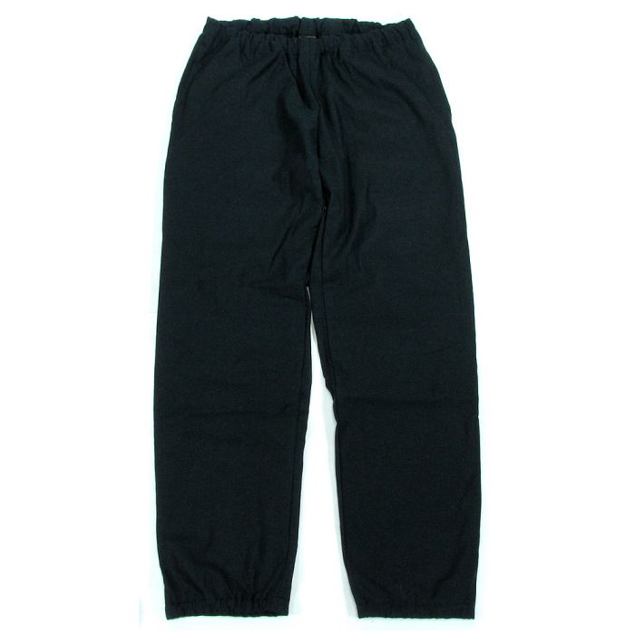 Phatee - TRACK PANTS / BLACK FLAT (OFFICIAL SHOP LIMITED)画像