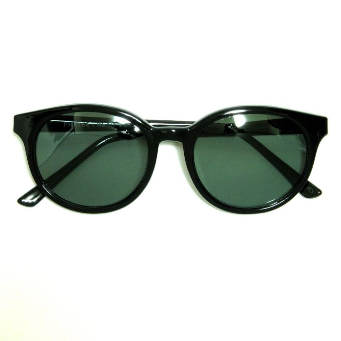 Phatee i WEAR - PETER POLARIZED / BLACK x SMOKE画像