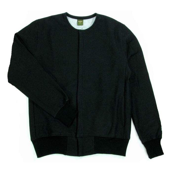 Phatee - SNAP CARDIGAN HEMP2020 / BLACK (OFFICIAL SHOP LIMITED)画像