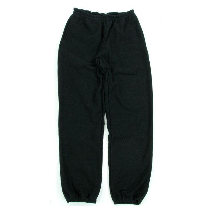 Phatee - SWEAT PANTS HEMP2020 / BLACK (OFFICIAL SHOP LIMITED)画像